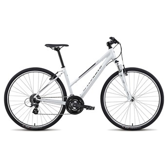 Specialized Ariel Step Through Gloss White/Silver/Black