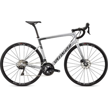 Specialized Tarmac SL6 Sport Disc Gloss Light Silver/Charcoal/Tarmac Black 2020