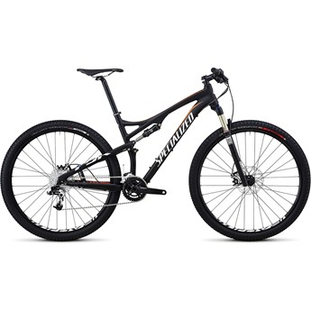 Specialized Epic FSR Comp 29 Svart/Orange/Vit