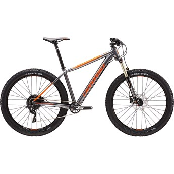 Cannondale Beast Of The East 3 Charcoal Grey with Acid Orange, Primer Grey, Gloss