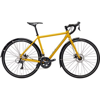 Kona Rove DL Orange with Charcoal and Grey Decals 2018
