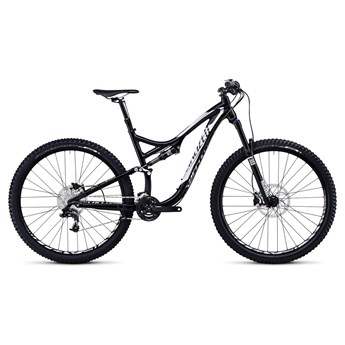 Specialized Stumpjumper FSR Comp EVO 29 Svart/Vit