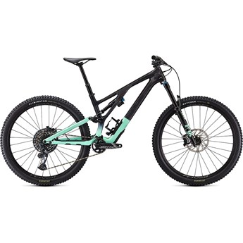 Specialized Stumpjumper Evo Expert Gloss Carbon/Oasis/Black 2021