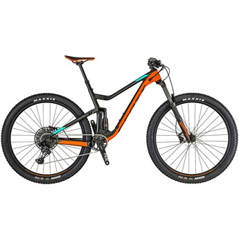 1596edf7774 Specialized Stumpjumper FSR Comp 650B Nordic Red/Black/Clean
