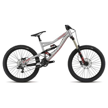 Specialized Status FSR I Brushed/Rocket Red