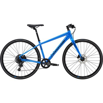 Cannondale Quick Disc Womens 2 Blå 2019