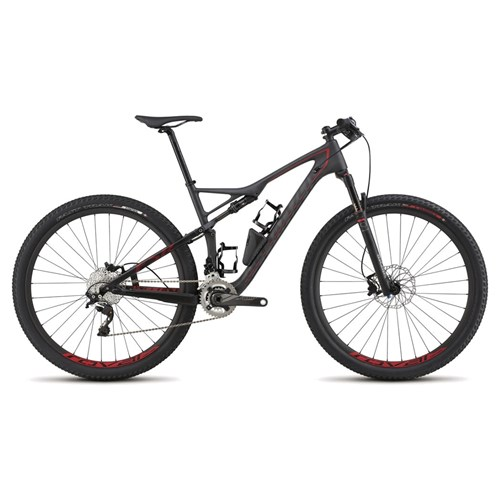 Specialized Epic FSR Expert Carbon 29 Charcoal/Black/Red 2015