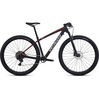 Specialized Epic Hardtail Women's Expert Carbon WC 29 Red Flake Tint Carbon/Nordic Red/Baby Blue
