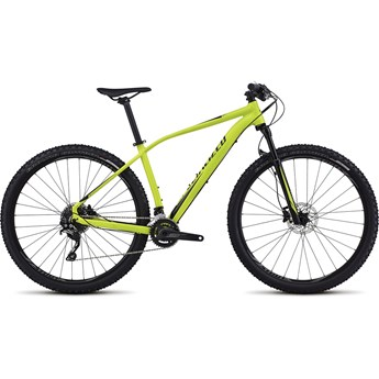 Specialized Rockhopper Expert 29 Gloss Hyper Green/Black 2017