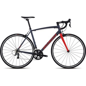 Specialized Allez E5 Elite Satin Ink/Gloss Rocket Red