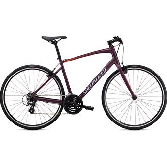 Specialized Sirrus 1.0 Gloss Cast Lilac/Vivid Coral/Satin Black Reflective