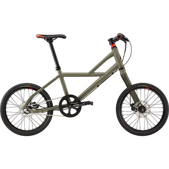 Cannondale Hooligan 1 Trf