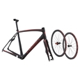 Specialized S-Works Roubaix SL4 Disc Module (Rampaket) Carbon/Red/Charcoal 2015