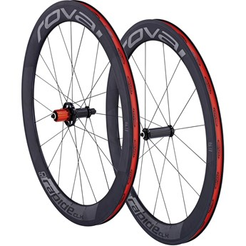 Specialized Rapide CLX 60 Wheelset Eur Charcoal/Black