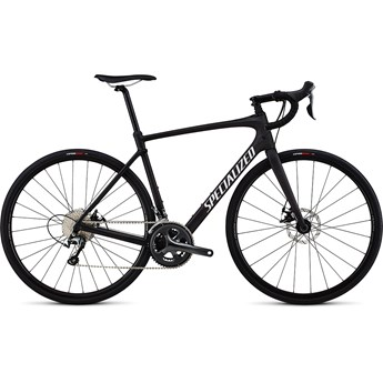 Specialized Roubaix Satin Carbon/White/Clean 2019