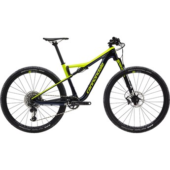 Cannondale Scalpel Si Carbon 2 Blå 2019