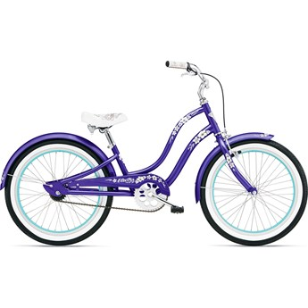 Electra Hawaii 1 20'' Purple Metallic Flickcykel 2016