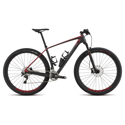 Specialized Stumpjumper Hardtail Expert Carbon 29 Charcoal/Black/Red 2015