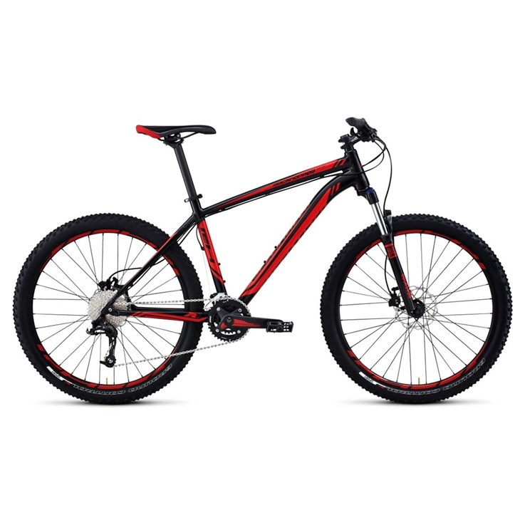 Specialized Rockhopper Comp Svart/Röd