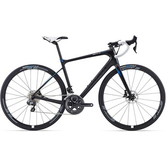 Giant Defy Advanced Pro 0 Compact Svart, Blå och Vit