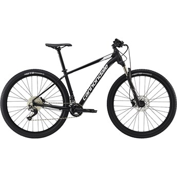 Cannondale Trail 3 Svart 2019