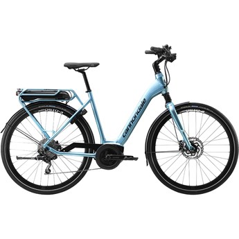 Cannondale Mavaro Active City Blå 2019