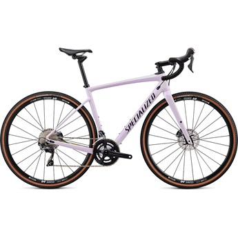 Specialized Diverge Comp Carbon Gloss/Satin Uv Lilac/Black/Hyper/Dusty Lilac Camo