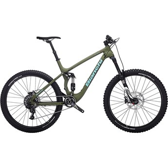 Bianchi Ethanol 27.2 FS Enduro Military Green Matt/Celeste Decal