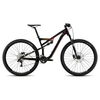 Specialized Camber FSR Comp 29 Black/Red/White