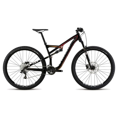 Specialized Camber FSR Comp 29 Black/Red/White 2015