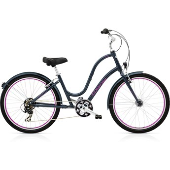 Electra Townie Original 21d EQ Seal Grey Dam 2017