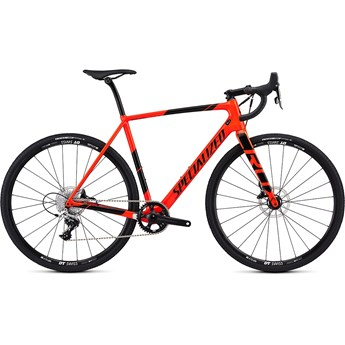 Specialized Crux Elite Rocket Red/Tarmac Black