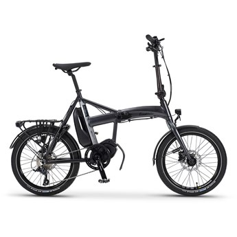 Ecoride Folder 2.0 9-Gear Darkgrey-Black 2019