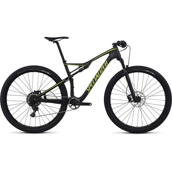 Specialized Epic FSR Comp Carbon WC 29 Satin Carbon/Hyper 2017