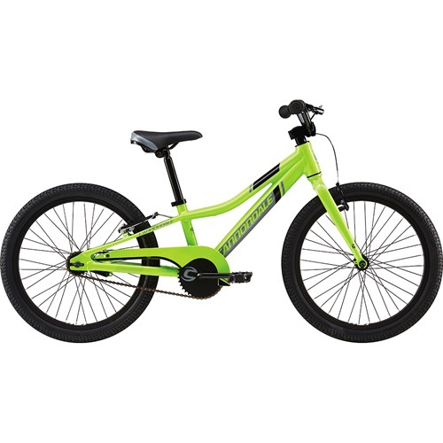 Cannondale Trail 20 Single-Speed Boy's Grn 2016