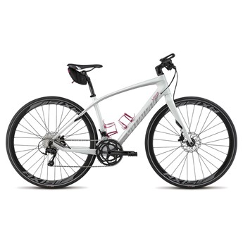 Specialized Vita Expert Carbon Disc EQ Dirty White/Silver/Pink