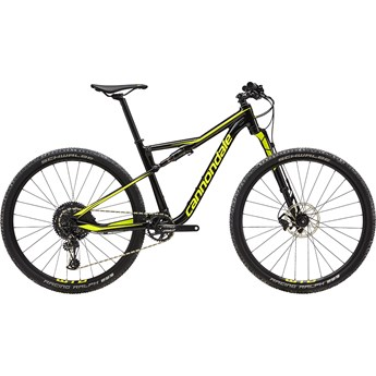 Cannondale Scalpel Si Alloy 5 Svart 2019
