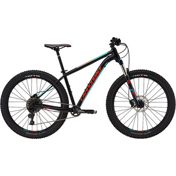 Cannondale Cujo 1 Jet Black with Turquoise, Acid Red, Gloss