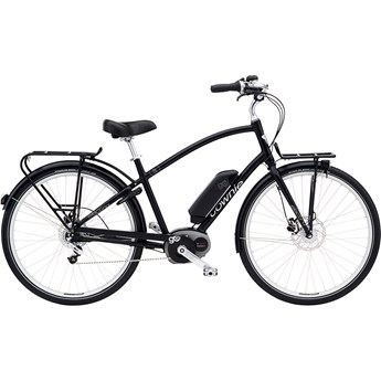 Electra Townie Commute Go! 8i Step-Over Black 2020