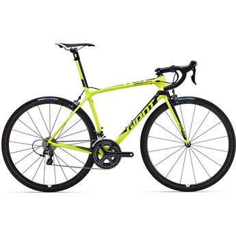 Giant TCR Advanced SL 2 Lime/Black/Black 2016