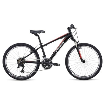 Specialized Hotrock 24 XC Boys Black/Red/White