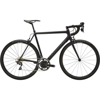 Cannondale SuperSix EVO Carbon Ultegra Race Svart 2019
