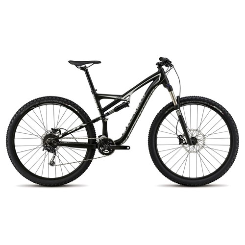 Specialized Camber FSR 29 Black/Dirty White