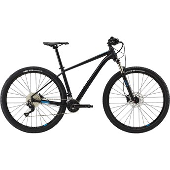 Cannondale Trail 5 Svart 2019