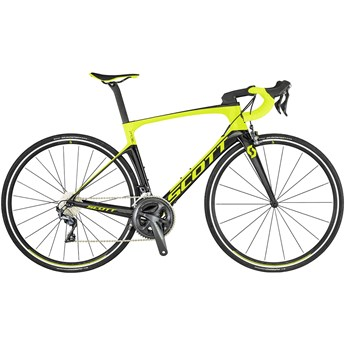 Scott Foil 20 Yellow/Black 2019