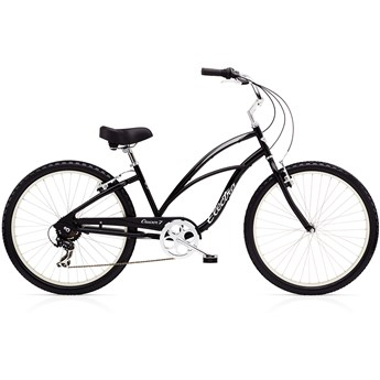 Electra Cruiser 7D Ladies Black 2019