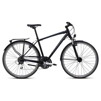 Specialized Crossover Sport INT Svart/Neonblå/Grafitgrå