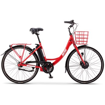 Ecoride Ambassador 28 3-Gear Red 2019