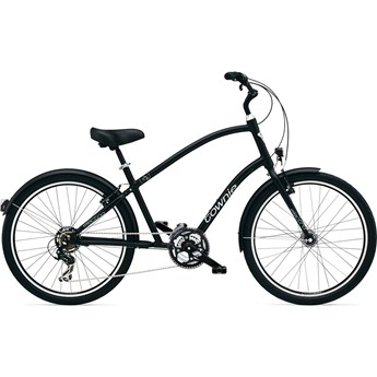 Electra Townie Original 21d EQ Black Satin Herr 2017