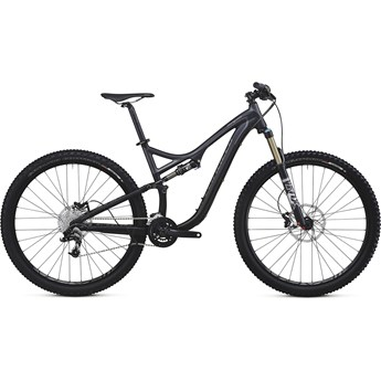 Specialized Stumpjumper FSR Comp 29 Svart/Grå